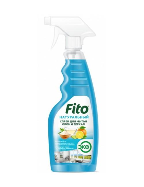 Naturalny Płyn do mycia szyb I luster – Fitokosmetik