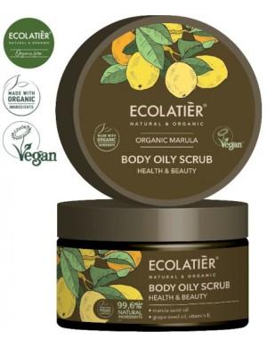 Olejkowy Peeling do Ciała Marula Zdrowie I Piękno – Ecolatier