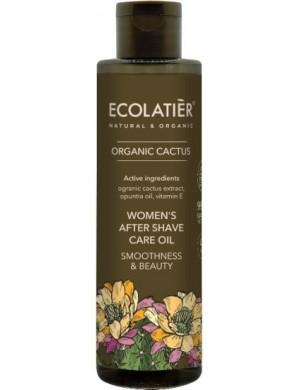 Kaktusowy Olejek po goleniu dla kobiet Gładkość I Piękno - Ecolatier