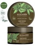 Aloesowa maska na porost I wzmocnienie włosów – Ecolatier