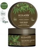Wzmacniająca Maska na Objętość Włosów – Ecolatier