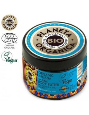 Arganowe Masło do Ciała – Planeta Organica