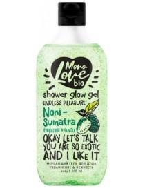Rozświetlający Żel Pod Prysznic Noni Sumatra – Monolove Bio