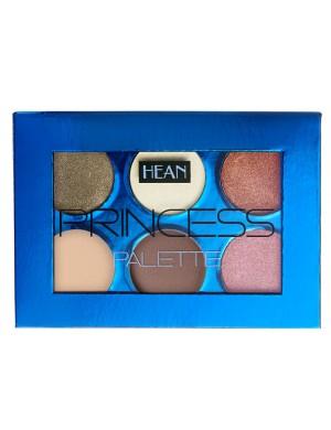 Paleta cieni do oczu Princess Palette – HEAN