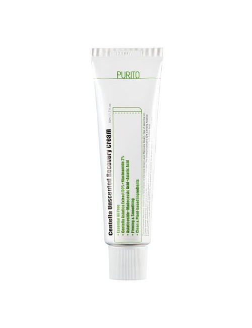 Krem do Twarzy Centella Unscented Recovery Cream – PURITO