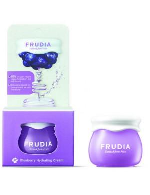Nawilżający krem do twarzy Blueberry Hydrating Cream 10g – FRUDIA