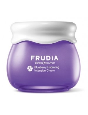 Nawilżający krem do twarzy Blueberry Hydrating Intensive Cream – FRUDIA