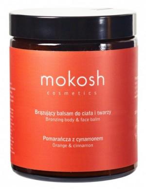Balsam Brązujący Pomarańcza z Cynamonem – Mokosh