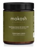Nawilżający Balsam do Twarzy i ciała Zielona Kawa z Tabaką – Mokosh
