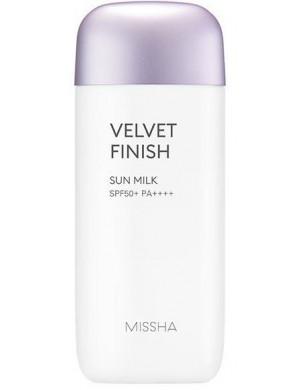 Ochronne Mleczko SPF50 All Around Safe Block Velvet Finish Sun Milk – Missha