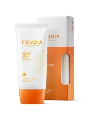 Krem przeciwsłoneczny SPF50+ Tone Up Base Sun Cream – FRUDIA