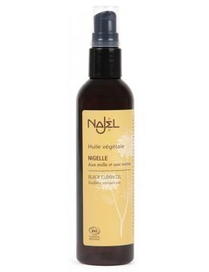 NAJEL Odmładzający olejek z czarnuszki Black Cumin Oil