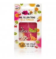 Fruit Nail Decoration - Ozdoby do paznokci - Owoce
