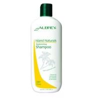 Island Naturals Szampon do włosów suchych i puszących się