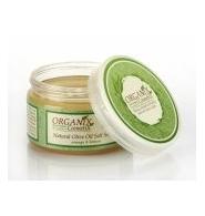 Organix Cosmetix organiczny scrub solny z oliwą z oliwek