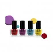 Sleek Makeup Deep Waves Nail Set - Zestaw lakierów do paznokci (edycja limitowana)