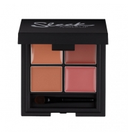 Sleek Makeup Lip4 Palette - Paleta pomadek do ust - Ballet