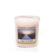 YANKEE CANDLE Świeca zapachowa Lake Sunset (sampler)