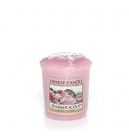 YANKEE CANDLE Świeca zapachowa Summer Scoop (sampler)
