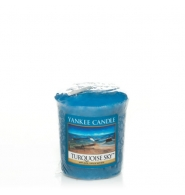 YANKEE CANDLE Świeca zapachowa Turquoise Sky (sampler)