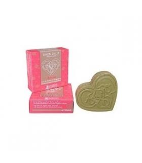 KARAWAN Asmaa - Perfumowane mydło Alep Róża & Ylang-Ylang