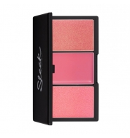 Sleek MakeUP Blush by 3 - Paleta róży do policzków - Pink Lemonade