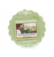 YANKEE CANDLE Wosk zapachowy A Child Wish