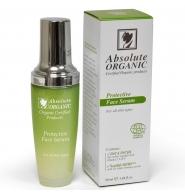 Absolute Organic Organiczne serum ochronne do twarzy 50ml