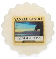 YANKEE CANDLE Wosk zapachowy Imbirowy Zmierzch - Ginger Dusk