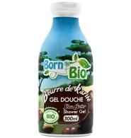 Born To Bio Organiczny żel pod prysznic Masło Shea