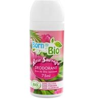 BORN TO BIO Dezodorant - Dzika Róża