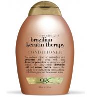 Ogx Wygładzająca odżywka z keratyną Brazilian Keratin Therapy