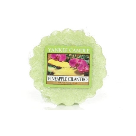 YANKEE CANDLE Wosk Pineapple cilantro