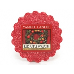 YANKEE CANDLE Wosk Red Apple Wreath