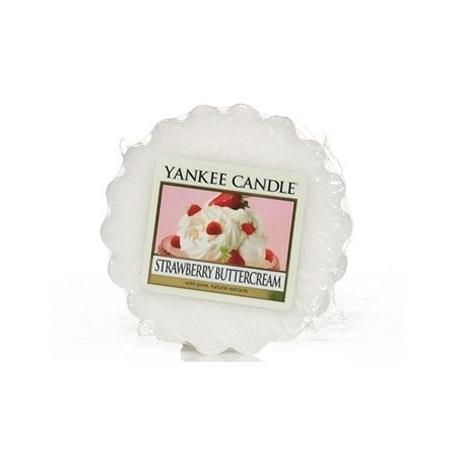 YANKEE CANDLE Wosk Strawberry Buttercream