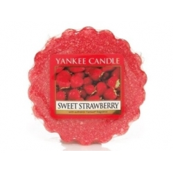 YANKEE CANDLE Wosk Sweet Strawberry