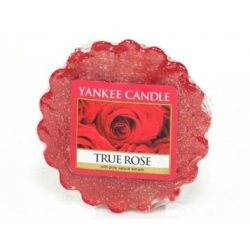 YANKEE CANDLE Wosk True Rose