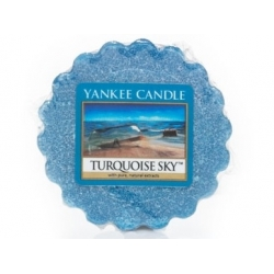 YANKEE CANDLE Wosk zapachowy Turquoise Sky