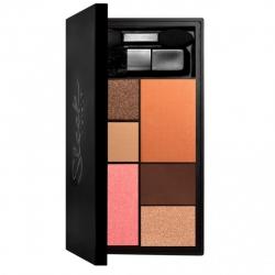 Sleek MakeUP Eye & Cheek Palette - Paleta do makijażu oczu i twarzy
