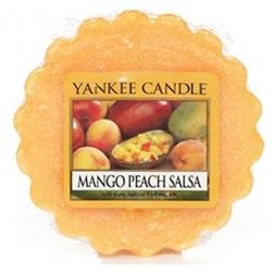 YANKEE CANDLE Wosk zapachowy Salsa Mango & Brzoskwinia - Mango Peach Salsa
