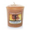 YANKEE CANDLE Świeca zapachowa (sampler) Honey Glow