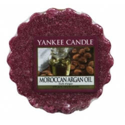 YANKEE CANDLE Wosk zapachowy Moroccan Argan Oil