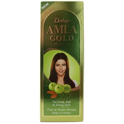Dabur Amla Hair Oil Gold - Olej do włosów