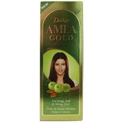 Dabur Olej Amla do włosów jasnych Amla Hair Oil Gold