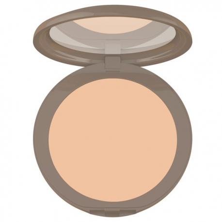 Neve Cosmetics Podkład mineralny Flat Perfection (prasowany) - Medium Warm