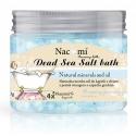 Nacomi Grecka sól do kąpieli z Morza Martwego z olejkiem winogronowym