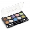 beauty uk Paleta cieni do powiek - Pastels
