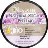 Nacomi Różany peeling cukrowy z olejem arganowym