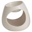 YANKEE CANDLE Kominek do wosków Stonehenge (biały)