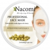 Nacomi Nawilżająca maska algowa z oliwą z oliwek